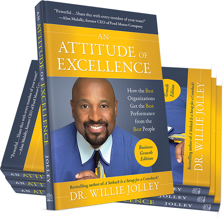 An Attitude of Excellence books
