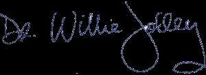 willie signature