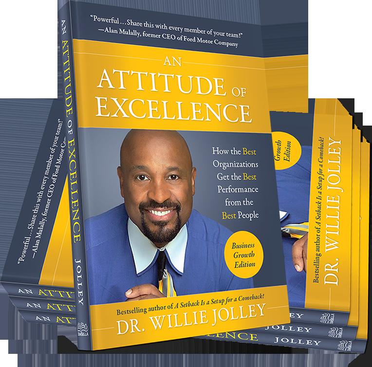 An Attitude of Excellence books